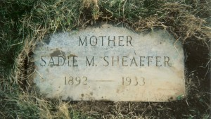 sadie walton tombstone