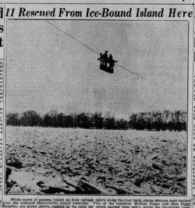sheaffer Family Rescue 1936