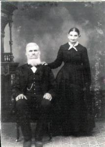 Jacob and Margeret (Gettel) Sheaffer