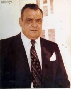 Harry George Sheaffer Sr.