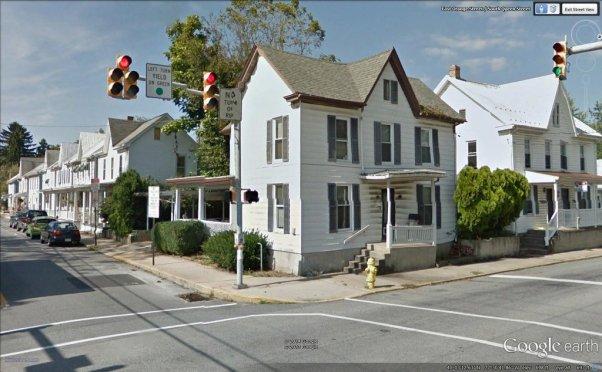 Henry Sheaffer House